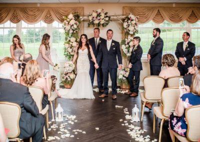 Bride-and-Groom-Married-in-Fairway-Ballroom