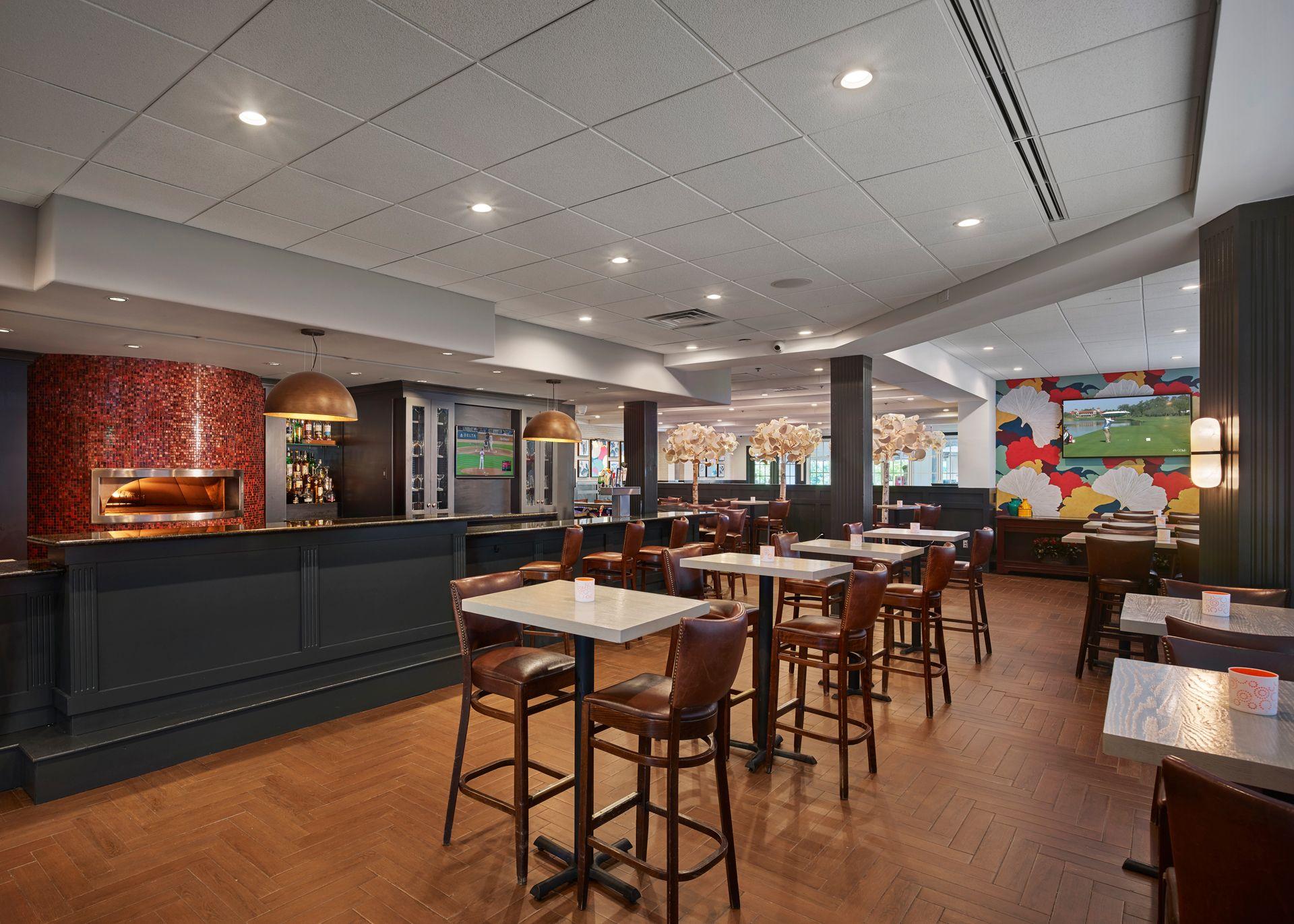 Tavola Restaurant Amp Bar Springfield Country Club On Site