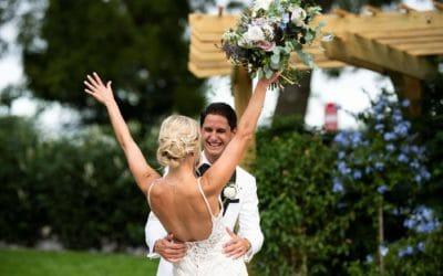 First Look Wedding Ideas You'll Want to Borrow