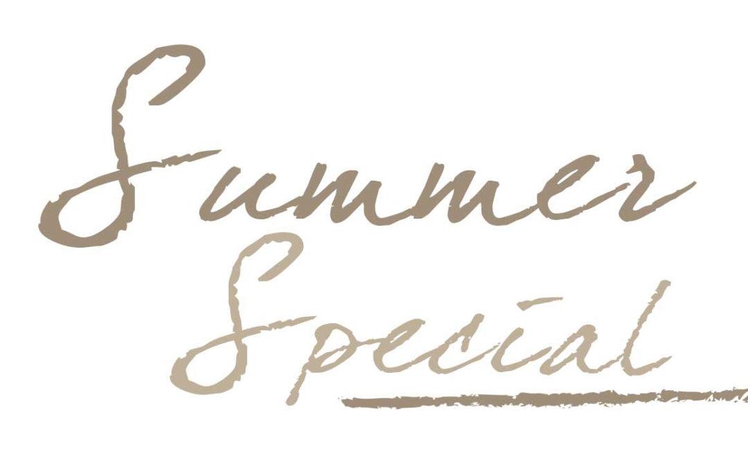 Summer Wedding Reception Special