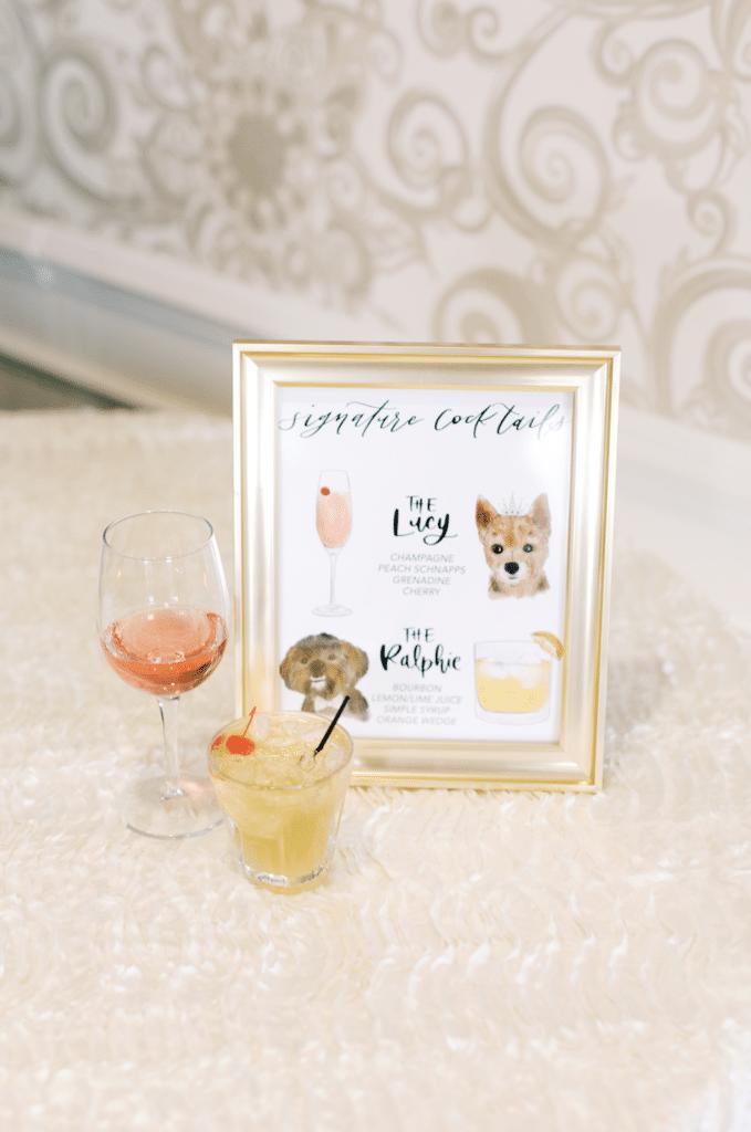wedding trend animal inspiration