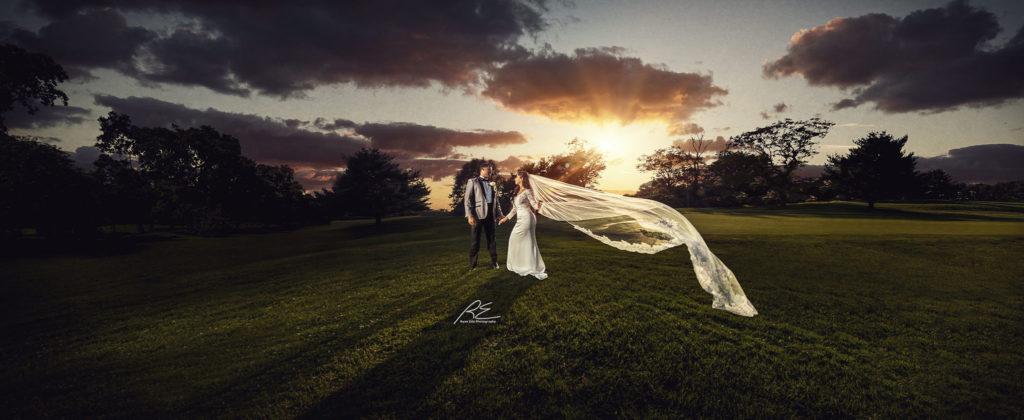 wedding trends twilight photo ops