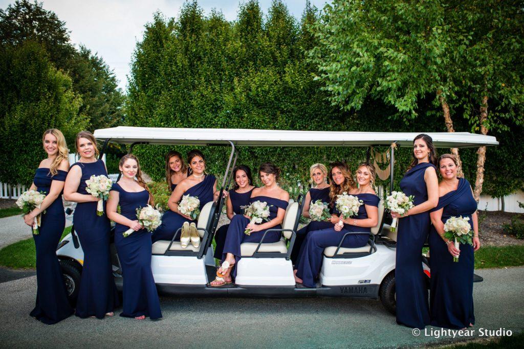 non traditional bridesmaids dresses